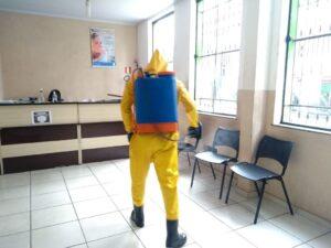 Higienização 9