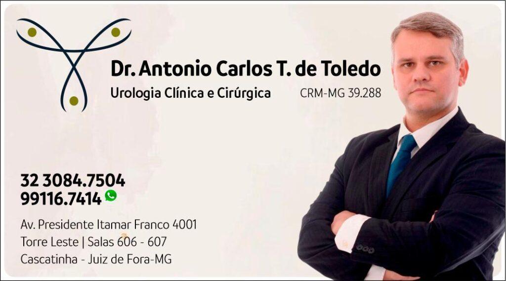 Dr. Antonio Carlos Toledo