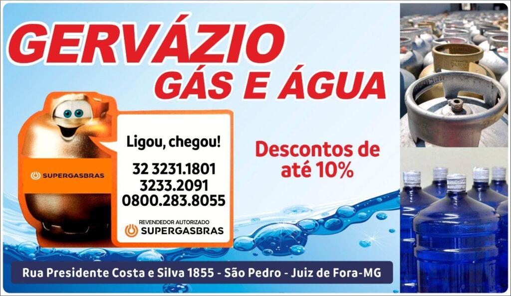 Gervásio Gás e Agua