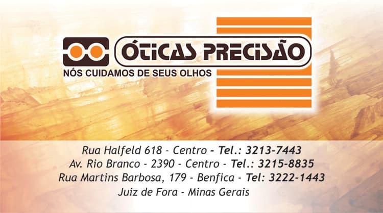 Ótica Precisão 68fdb50ee1