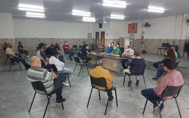reunião diretoria 1