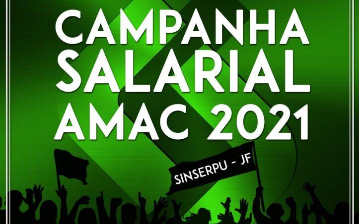 Campanha salarial AMAC