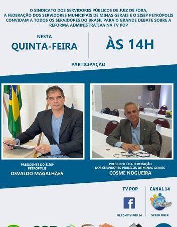 debate Petrópolis