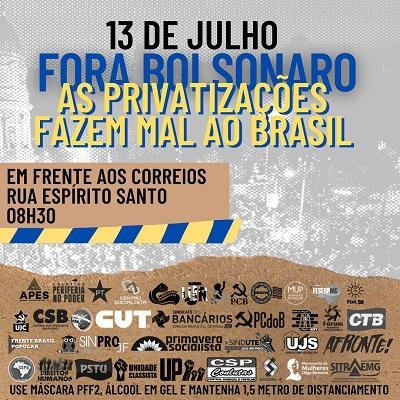 Ato Correios 13.7.21 banner