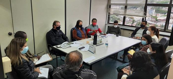 Reunião odontólogas 20.10.21
